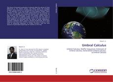 Bookcover of Umbral Calculus