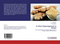 Bookcover of In Vitro Organogenesis in Ginger