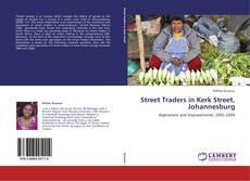 Capa do livro de Street Traders in Kerk Street, Johannesburg