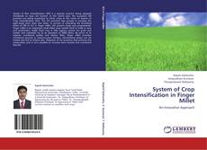Bookcover of System of Crop Intensification in Finger Millet