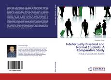 Обложка Intellectually Disabled and Normal Students: A Comparative Study
