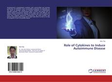 Capa do livro de Role of Cytokines to Induce Autoimmune Disease