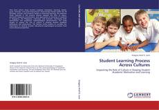 Capa do livro de Student Learning Process Across Cultures