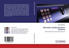 Capa do livro de Biometric Authentication Systems