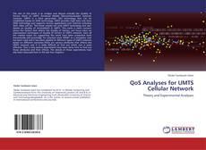 Capa do livro de QoS Analyses for UMTS Cellular Network