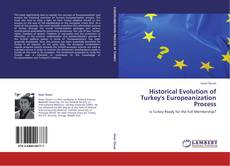 Couverture de Historical Evolution of Turkey's Europeanization Process