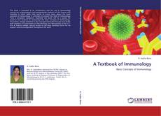 Capa do livro de A Textbook of Immunology