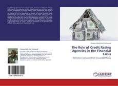 Bookcover of The Role of Credit Rating Agencies in the Financial Crisis