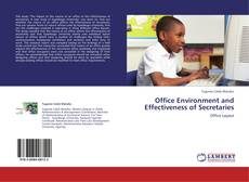 Bookcover of Office Environment and Effectiveness of Secretaries