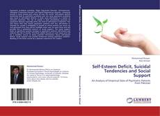 Bookcover of Self-Esteem Deficit, Suicidal Tendencies and Social Support