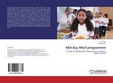 Bookcover of Mid-day Meal programme:
