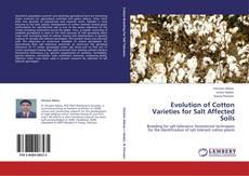 Portada del libro de Evolution of Cotton Varieties for Salt Affected Soils