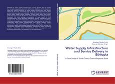 Bookcover of Water Supply Infrastructure and Service Delivery in Ethiopia