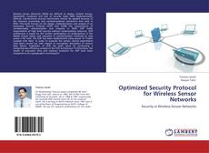 Capa do livro de Optimized Security Protocol for Wireless Sensor Networks