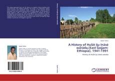 Обложка A History of Hulät Iju Inäsé wäräda,(East Gojjam: Ethiopia), 1941-1991