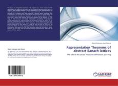 Bookcover of Representation Theorems of abstract Banach lattices