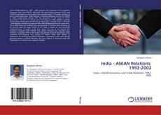 Capa do livro de India - ASEAN Relations: 1992-2002