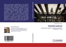 Bookcover of Анализ риска