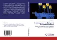 Bookcover of A Monogram on Design & Implementation of