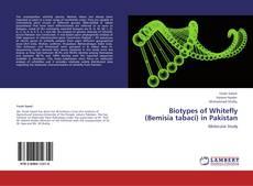 Обложка Biotypes of  Whitefly (Bemisia tabaci) in Pakistan