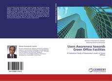 Capa do livro de Users Awareness towards Green Office Facilities