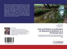 Capa do livro de Soil and Water as Indicators of Resource Condition in a Protected Area