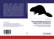 Обложка Речной бобр на малых водотоках Беларуси
