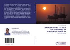 Capa do livro de 1-D Inversion of Tri-axial Induction Logs in Anisotropic Medium