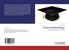 Capa do livro de Research Methodology: