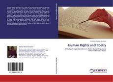 Portada del libro de Human Rights and Poetry