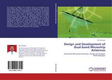 Portada del libro de Design and Development of Dual-band Microstrip Antennas