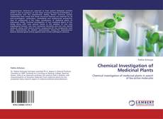 Couverture de Chemical Investigation of Medicinal Plants
