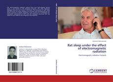 Bookcover of Rat sleep under the effect of electromagnetic radiation