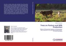 Buchcover von Trees on Pasture and Milk Production