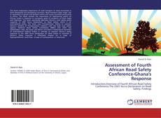 Capa do livro de Assessment of Fourth African Road Safety Conference-Ghana's Response