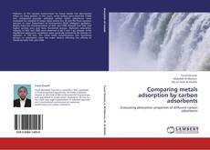 Bookcover of Comparing metals adsorption by carbon adsorbents