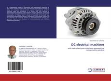 Bookcover of DC electrical machines