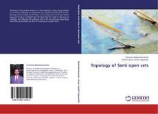 Copertina di Topology of Semi open sets