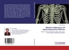 Обложка Modern Relevance of Kalantarpranhar Marma