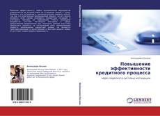 Обложка Повышение эффективности кредитного процесса