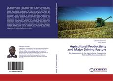 Обложка Agricultural Productivity and Major Driving Factors