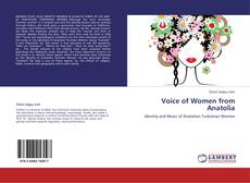 Bookcover of Voice of Women from Anatolia