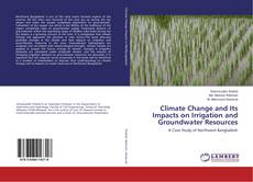Portada del libro de Climate Change and Its Impacts on Irrigation and Groundwater Resources