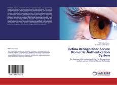 Capa do livro de Retina Recognition: Secure Biometric Authentication System