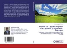 Portada del libro de Studies on Cajanus cajan in Intercropped Systems with Zea mays