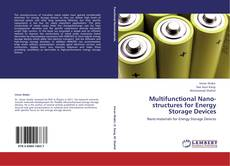 Bookcover of Multifunctional Nano-structures for Energy Storage  Devices