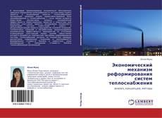 Bookcover of Экономический механизм реформирования систем теплоснабжения