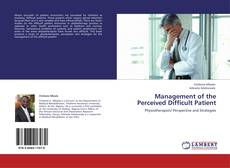 Обложка Management of the Perceived Difficult Patient