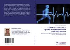Effects of Exercise & Daytime Sleep on Human Haemodynamics kitap kapağı