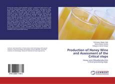 Borítókép a  Production of Honey Wine and Assessment of the Critical steps - hoz